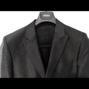 Mens Versace Medusa Evening Jacket